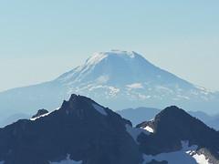 Mt. Adams (maritimeorca) Tags: cascaderange mountadams mountrainiernationalpark panoramapoint