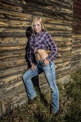 Bobbi-Jo (CanadianPixels) Tags: bobbijo fetfineart model nikon nikond750 beauty cowgirl portrait sexy natural strobists flash canada alberta curves blonde woman women pretty petite
