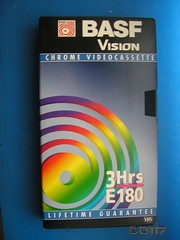 BASF - Blank Tape (daleteague17) Tags: blank vhs tapes blankvhstapes pal palvhs videotape blankvideotape basf