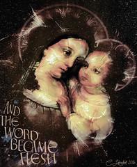 Madonna and Child (clabudak) Tags: religion madonna jesus baby bible sacred