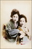 Friends (ookami_dou) Tags: vintage japan geisha portrait kusakabekimbei 芸者 日下部金幣 鹿島清兵衛 oen ponta oyen etsukokashima