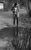 Reflection (janyuuli) Tags: wanderlust portrait helios 442 f2 fashion lifestyle nature bnw