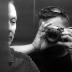 Resolve to take more photos (D()MENICK) Tags: aaw active assignment weekly selfie self portrait camera black white bestofweek1 bestofweek2 bestofweek3 bestofweek4