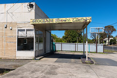 Ballarat (Westographer) Tags: ballarat victoria australia countrytown rural signage typography patina carrepairs exservicestation oldschool