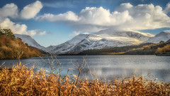 Beautiful country ...Wales (Einir Wyn) Tags: landscape country wales love passion life lakes light snow snowdonianationalpark gwynedd heaven mountains clouds nature natural beautiful proud foliage outdoor sky dof trip