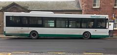 East Coast Buses 10101 RIG 6491 (GN06 EVG) (22.01.2017) (CYule Buses) Tags: wrighteclipseurban service107 transportforedinburgh lothianbuses eastcoastbuses gn06evg 10101 rig6491