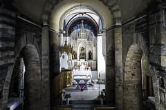 VILAMOS (LA VALL D'ARAN) CATALUNYA (SPAIN) (LUISWOLG) Tags: arte romanico iglesias