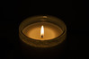 A light in the darkness (Suzanne.Russell) Tags: candlelight midwinter darkness light warm glow 50mmf18 closeup candle flame