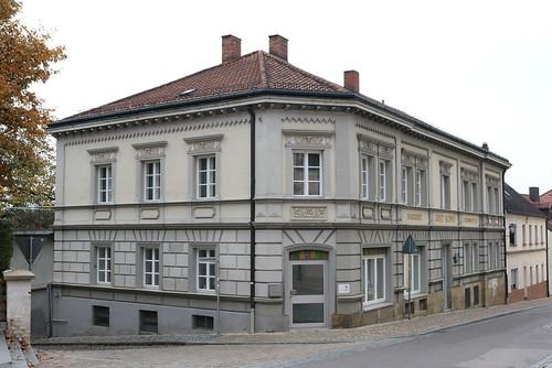 Wohn- und Geschäftshaus an der Maxstraße
