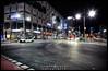Grunerstraße (Krueger_Martin) Tags: berlin nacht night dark dunkel winter cold kalt street strase verkehr grunerstrase light lights licht city stadt urban architecture architektur saturn fitx 24mm weitwinkel wideangle canoneos5dmarkii canoneos5dmark2 canonef24mmf14lii primelense festbrennweite