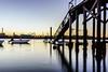Embarcadero (MaryPazSL) Tags: embarcadero ríadeavilés sanbalandrán asturias azul españa