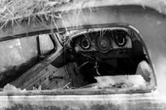 Old Car City on film (dpsager) Tags: bw dpsagerphotography f1n film ga georgia kodak oldcarcity tmax100 junkyard blackwhite blackwhitephotos