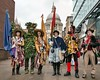 12th Night 2017 (sasastro) Tags: 12thnight 2017 bankside festival floktraditions greenman london mummers pentax thefabularium thegeorgeinn thehollyman thelionspart waissailing wassail wintercelebration