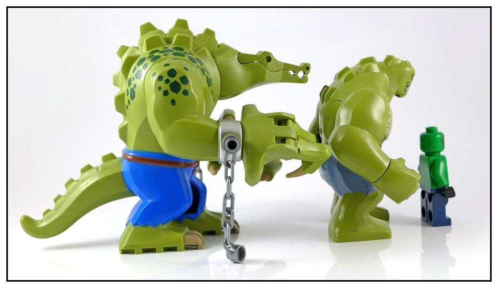 The World's Best Photos of croc and lego - Flickr Hive Mind