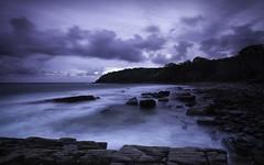 Noosa National Park (Bass Photography) Tags: noosa noosanationalpark seashore rock seascape landscape sunrise nationalpark sea australia queensland