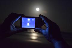 DSC_0063 (Kelson Souza) Tags: luacheia lua superlua moon lual noite anoitecer