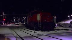 Eea 3/3 402 (BLS + Basel) Tags: bls eea33 kandersteg lötschberg nordrampe eisenbahn fahrzeug lokomotive