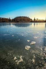 Workshoptag am Schloss Nordhausen (marcelstiegemann) Tags: schloss winter nrw germany leefilters frost eis nordkirchen