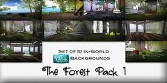 KaTink - The Forest Pack 1 (Marit (Owner of KaTink)) Tags: katink my60lsecretsale 60lsales 60l secondlife sl annemaritjarvinen 3dworlds photographyin3dworlds