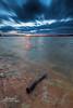 Sunset (Avisek Choudhury) Tags: jordanlake jordonlakenc avisekchoudhury avisekchoudhuryphotography acratechballhead gitzo canon5dmarkiii canon1635mmf28lii sunset longexposure lake
