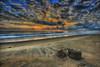 0110308 ~ cabaran (alongbc) Tags: kijal kemaman terengganu malaysia visitterengganu tourismterengganu travel places trip sunrise beach clouds sea sky canon eos550d canoneos550d tamron tamronlens 10mm24mm wideangle