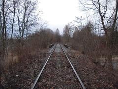 DSCN5422 (TajemniczaIstota761) Tags: industrial railway embankment przemysł zmpw nasyp bocznica siding viaduct wiadukt bridge