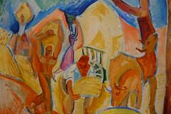 Los Segadores, de Pablo Ruiz Picasso (nfcastro) Tags: madrid spain españa espanha segadores picasso thyssenbornemisza