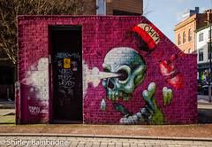 OHM.jpg (The Neepster) Tags: graffiti art colour northern northernquarter manchester cbloxx