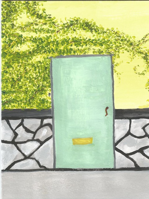 The Teal Door