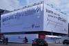 Bye Bye Groningen  Hello Noorwegen (Roel Wijnants) Tags: roelwijnants roelwijnantsfotografie roel1943 gas energie aardgas warmte bronnen groningen aardbevingen noorgegen energieleverancier boekhorststraat grotemarkt reclame reklame geveldoek dundoek noorden zuiden