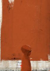 REDWALL 紅牆 (namelesschina) Tags: china poster art 藝術 海報 洗腦 中共 共產黨 中國 樂天 南韓 薩德