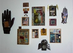 Assemblage Collection (Terry.Tyson) Tags: studio 2006 t2 lasposas inspirationboards