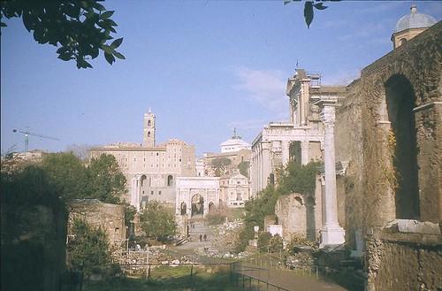 ROMA. Rome / Roma. Roman Forum / Foro Romano