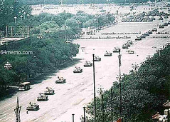 see him? (ryanne { trimmed reality }) Tags: china man history june square democracy tank massacre protest beijing 4th 64 revolution 1989  tiananmen tanks   june4th    junefourth 8964  tankman    upcoming:event=194982