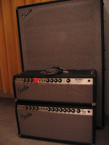1976 Fender Amps & Speakers