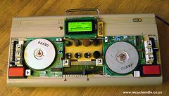 JunkBox (Fibra) Tags: traktor dj midi recycling controller junkbox fibra midibox