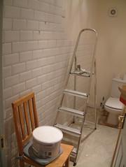 Lower Loo Tiling