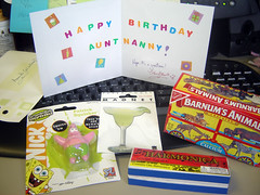 Thank you Esther! (auntnanny) Tags: birthday thankyou gifts esther esther17 lovethemsomuch youdabombesther