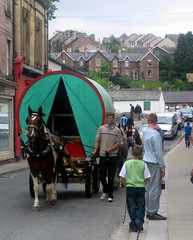 Leaving Appleby Horse Fair (Scuola di Atene) Tags: traveller gypsy appleby
