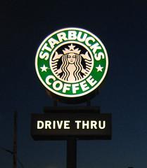 Starbucks (Kayakman) Tags: coffee caf sign canon starbucks coffeehouse kvz kvhz coffeefav coffeefavs