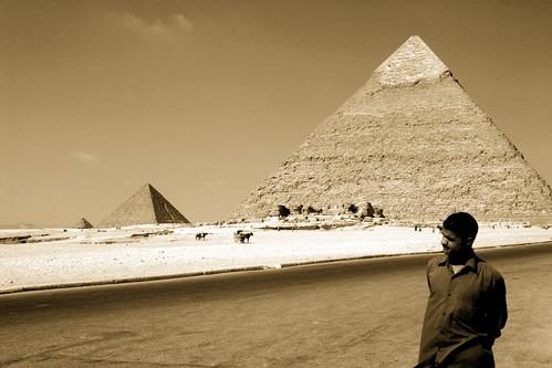 Pyramides de Gizah