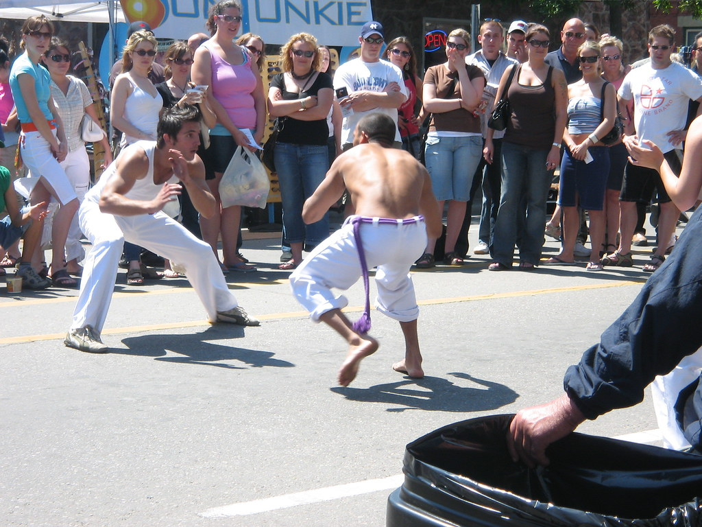 Capoeira Martial Arts