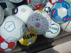 Soccer Ball Art 1
