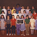 80's - 4th grade class at Leaphart Elementary