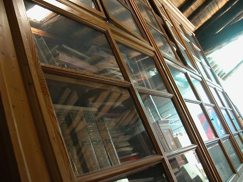 antique bookcase perspectiverules