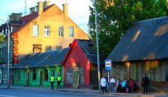 Vilnius in Technicolor (thermophle) Tags: canon landscape technicolor lithuania vilnius lietuva interestingness80 kalvariju thermophle snipiskes