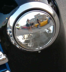 Cool Reflective Shot