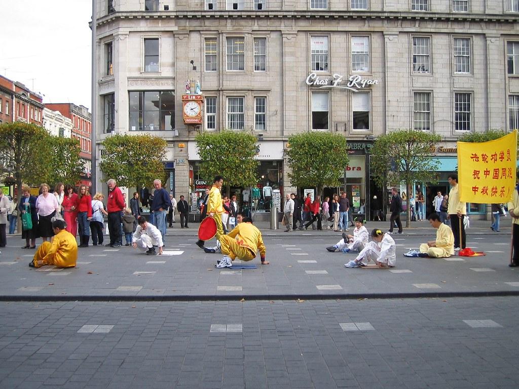 Irish Falun Gong