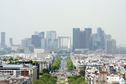 Minature Paris