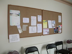 Blackburn BC noticeboards